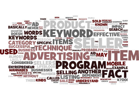 asserts: THE POWER OF WORDS Text Background Word Cloud Concept Illustration