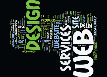 YES IT GLITTERS YOUR WEB Text Background Word Cloud Concept Illustration