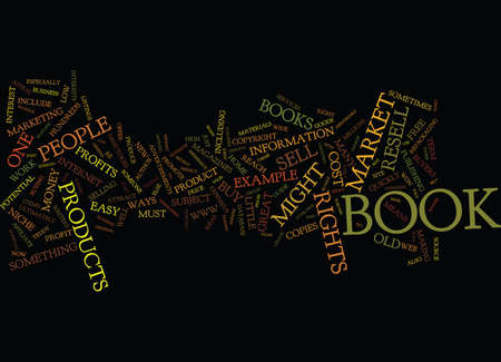 THE PERFECT BOOK AND WHERE TO FIND IT Text Background Word Cloud Concept