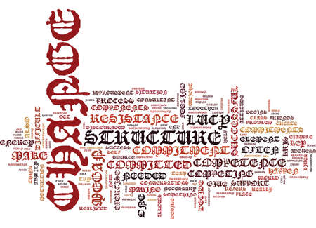 smoother: THE KEY COMPONENTS TO ANY SUCCESSFUL CHANGE Text Background Word Cloud Concept