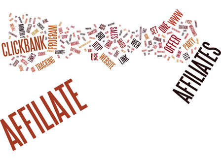 affiliates: THE KEY TO HIGH VOLUME WEB SALES Text Background Word Cloud Concept