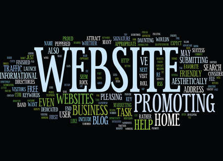 THE KEY TO YOUR WEBSITE S SUCCESS Text Background Word Cloud Concept Illustration