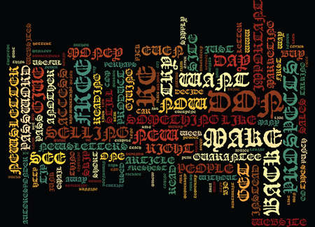 THE NEW P S Text Background Word Cloud Concept Illusztráció