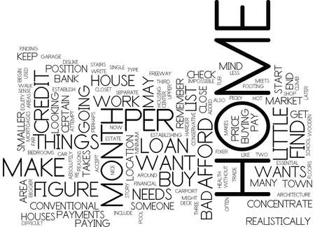 BEFORE YOU CO SIGN FOR A LOAN Text Background Word Cloud Concept Illustration