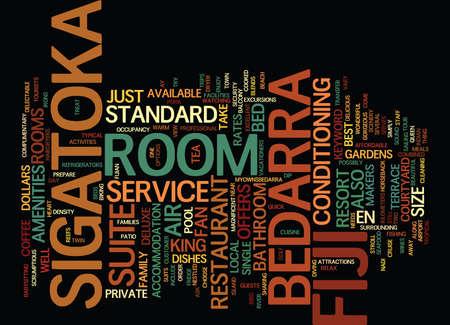 Bedroom decor text background concept