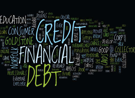LET S TALK ABOUT DEBT Text Background Word Cloud Concept Illustration