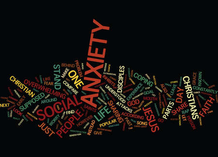 LESSON FROM THE PAST STAND UP Text Background Word Cloud Concept