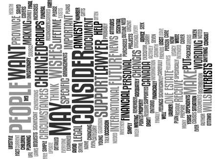 YOUR MOST PERSONAL DOCUMENT Text Background Word Cloud Concept