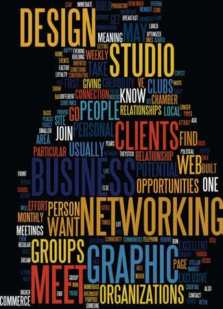 weekly: GRAPHIC DESIGN STUDIO Text Background Word Cloud Concept Illustration