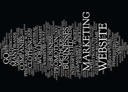 YOUR WEBSITE ON MY FOREHEAD Text Background Word Cloud Concept