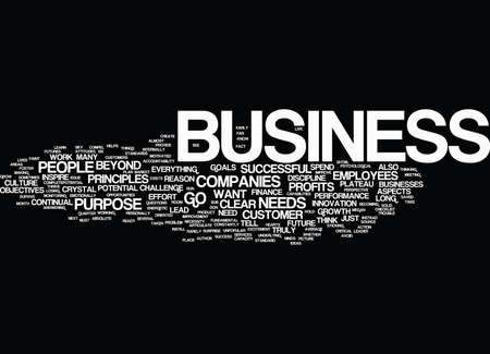 YOUR BUSINESS SUCCESS CHECKLIST Text Background Word Cloud Concept Illustration