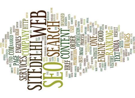 GRANT A TIGHT HUB ON SEO DELHI Text Background Word Cloud Concept