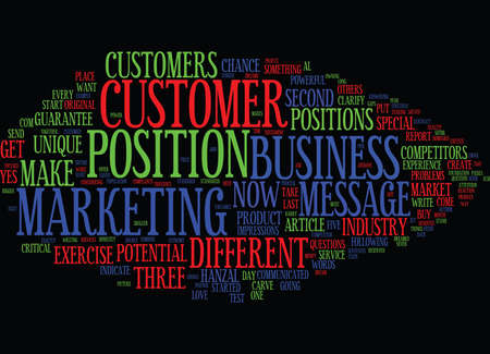 YOUR BUSINESS DESERVES A SECOND CHANCE Text Background Word Cloud Concept Illustration