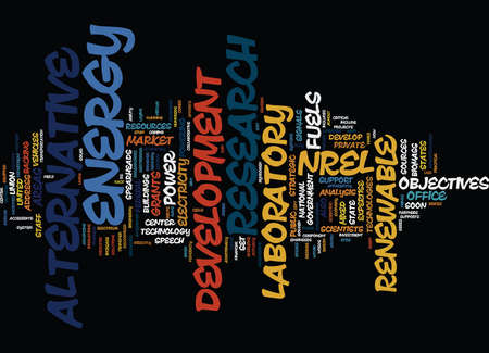GOVERNMENT GRANTS FOR ALTERNATIVE ENERGY Text Background Word Cloud Concept