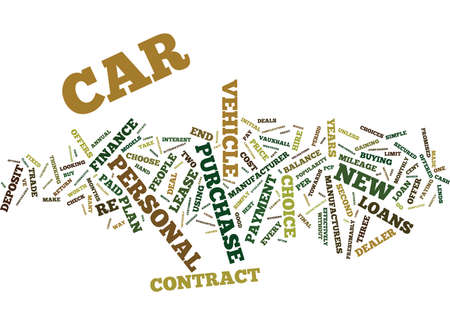 LOANS NEW CARS FOR OLD Text Background Word Cloud Concept Illustration