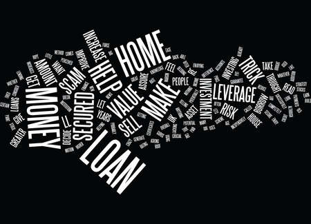 LOANS CAN HELP YOU MAKE MONEY Text Background Word Cloud Concept