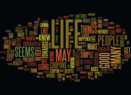LIFE S PRECIOUS MOMENTS Text Background Word Cloud Concept