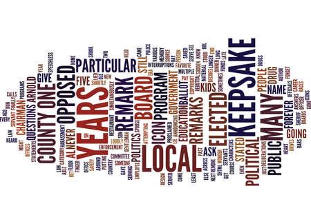 地元選出議員時代テキスト背景単語雲概念の終わり