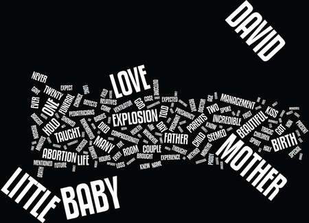 preacher: LITTLE DAVID Text Background Word Cloud Concept