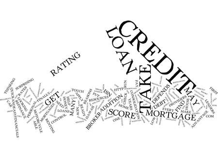 LOANS MORTGAGES DEBT RELIEF Text Background Word Cloud Concept