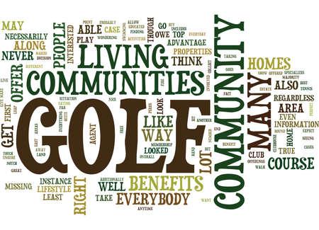 ライブ、ゴルフ毎日のテキスト背景単語雲概念を再生