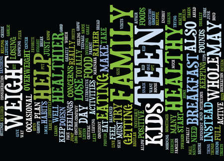 LOSS LOSS TEEN WEIGHT WEIGHT Text Background Word Cloud Concept