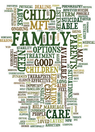 MFT AND CEUS Text Background Word Cloud Concept