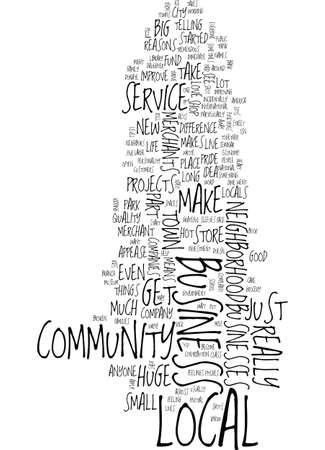 MERCHANTS REACH OUT Text Background Word Cloud Concept