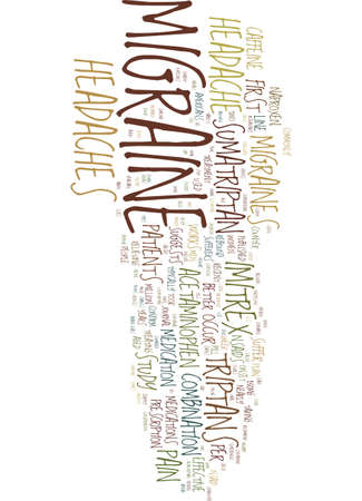 suggests: MIGRAINE HEADACHES Text Background Word Cloud Concept