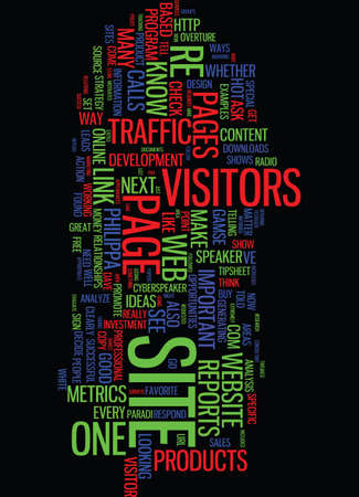 METRICS MATTER Text Background Word Cloud Concept Illustration