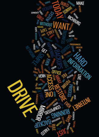 solid background: TECH BUZZ TODAY Text Background Word Cloud Concept