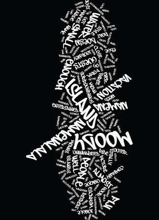 MOODY S NAMENA ON NAMENALALA ISLAND FIJI Text Background Word Cloud Concept