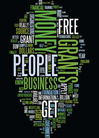 MONEY WORRIES HAVE YOU DOWN Text Background Word Cloud Concept