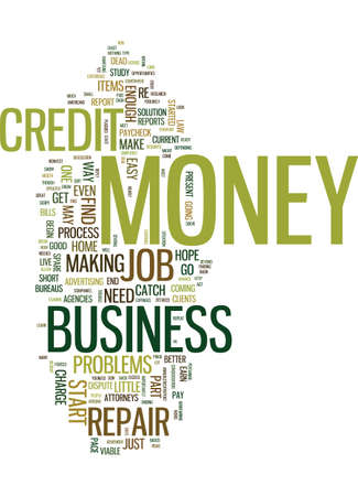 MONEY PROBLEMS CONSIDER A VIABLE HOME BUSINESS Text Background Word Cloud Concept