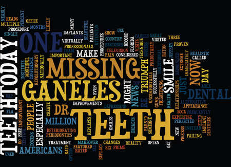 TEETHTODAY TRIUMPH Text Background Word Cloud Concept