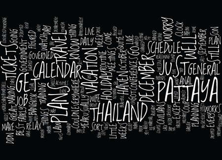 THE BEST PLAN IS NO PLAN Text Background Word Cloud Concept
