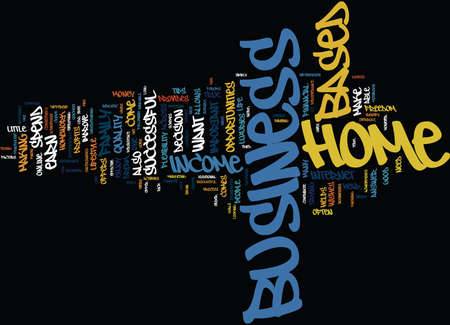 THE BEGINNER S GUIDE TIPS TO SUCCESSFUL HOME BUSINESS Text Background Word Cloud Concept Illustration