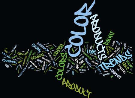 お金の色どの色の動向に影響を与えるボトムライン テキスト背景単語雲・ コンセプト