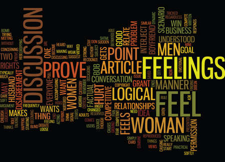 THE ARGUEMENT WOMEN CAN T WIN Text Background Word Cloud Concept Illustration