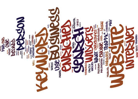 THE BENEFITS OF KEYWORD ENRICHED ARTICLES Text Background Word Cloud Concept