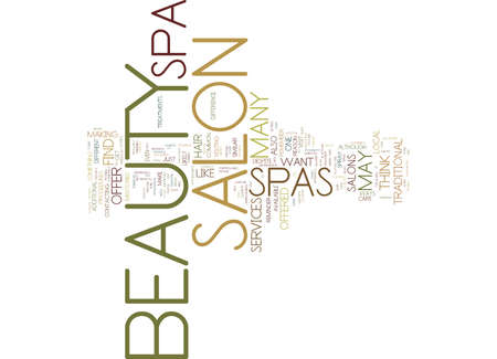BEAUTY SCHOOLS SHOULD YOU ATTEND ONE Text Background Word Cloud Concept
