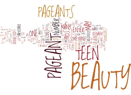 BEAUTY PROBLEM SKIN TAGS Text Background Word Cloud Concept