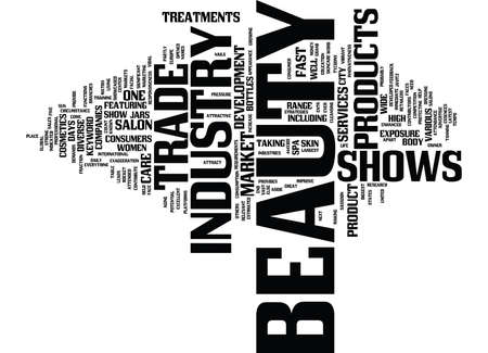 reflects: BEAVER FUR COATS Text Background Word Cloud Concept