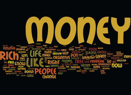 banish: TEEN CHAT WAYS TO MAKE MONEY WORK FOR YOU Text Background Word Cloud Concept