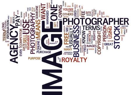 Termes texte fond de mot notion de cloud Banque d'images - 82738207