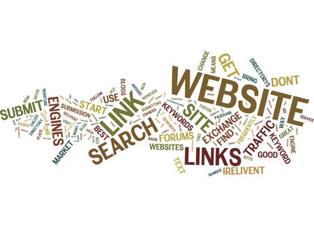 THE BEST WAY TO MARKET YOUR WEBSITE Text Background Word Cloud Concept