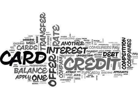 LEVERAGE BALANCE TRANSFERS Text Background Word Cloud Concept