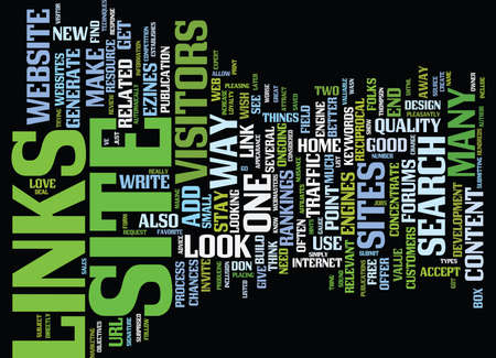 YOU VE GOT A NEW WEBSITE BUT HOW DO YOU GET FOLKS TO LOOK AT IT Text Background Word Cloud Concept Illustration