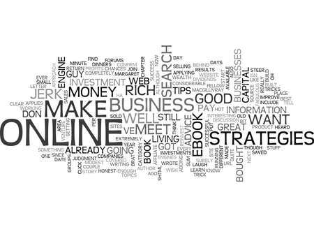 YOU WANT TO MEET THE RICH JERK Text Background word cloud concept Illustration