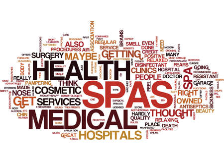 YOU TOO CAN HAVE HOSPITAL ZEN Text Background Word Cloud Concept